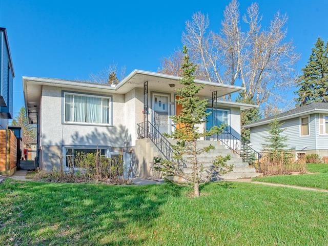 2203 Victoria Crescent NW, Calgary, AB T2M 4E4 (#C4183939) :: Canmore & Banff
