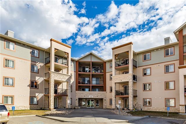 505 Railway Street W #2205, Cochrane, AB T4C 1A8 (#C4183944) :: Redline Real Estate Group Inc