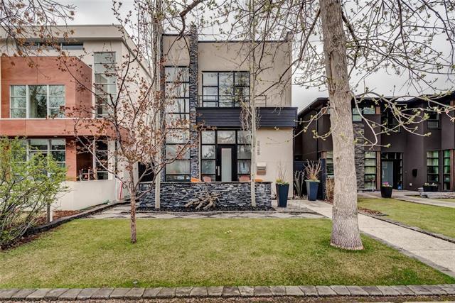 2325 6 Avenue NW, Calgary, AB T2N 0X3 (#C4183953) :: Redline Real Estate Group Inc