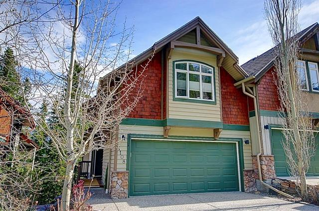 1108 Wilson Way, Canmore, AB T1W 3C4 (#C4183955) :: Redline Real Estate Group Inc