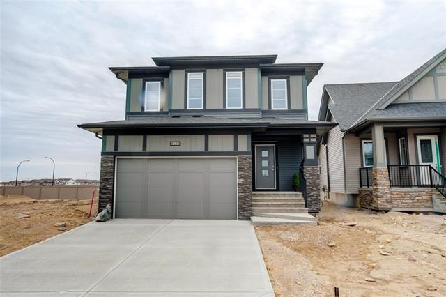 202 Coopersfield Way SW, Airdrie, AB T4B 4K7 (#C4183959) :: Redline Real Estate Group Inc