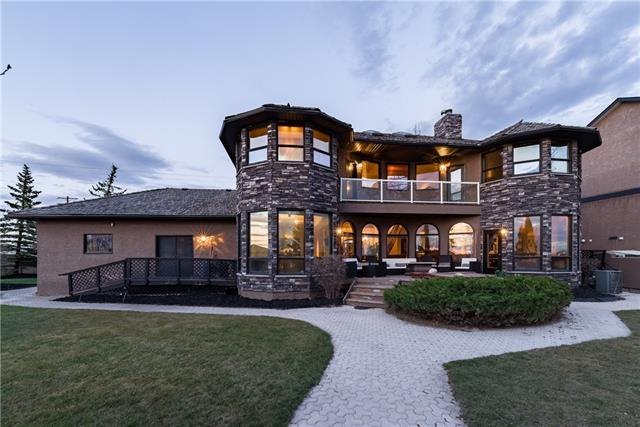 425 East Chestermere Drive, Chestermere, AB T1X 1A4 (#C4183969) :: Redline Real Estate Group Inc