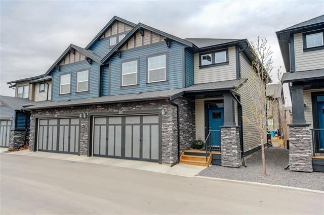 110 Coopers Common SW #203, Airdrie, AB T4B 3Y3 (#C4183981) :: Redline Real Estate Group Inc