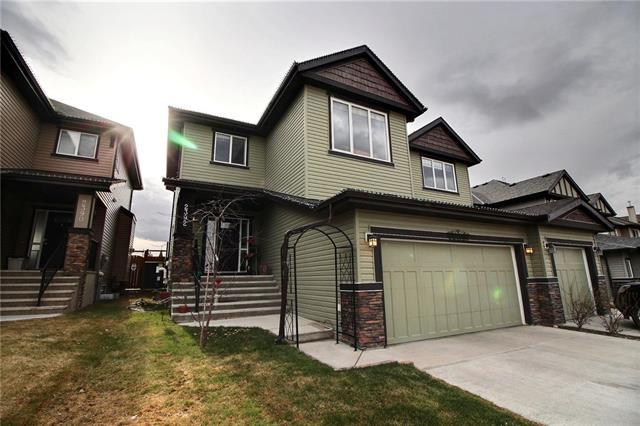 2392 Baywater Crescent SW, Airdrie, AB T4B 0T5 (#C4183992) :: The Cliff Stevenson Group