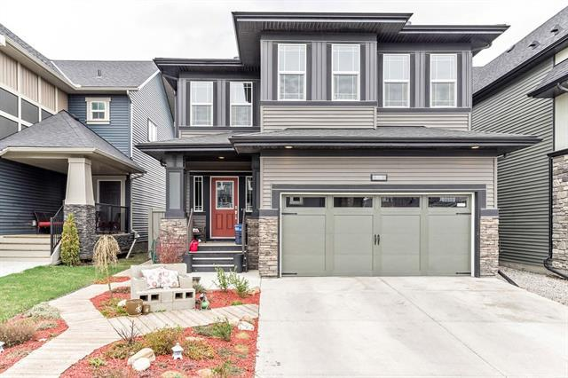 80 Cooperstown Place SW, Airdrie, AB T4B 3T5 (#C4183995) :: Redline Real Estate Group Inc