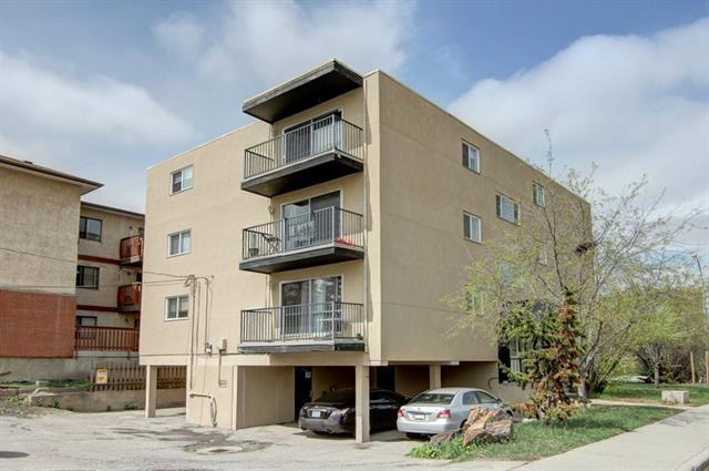 1703 11 Avenue SW #42, Calgary, AB T3C 0N5 (#C4184018) :: The Cliff Stevenson Group