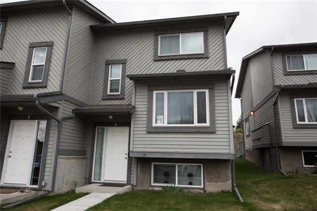 12 Templewood Drive NE #4, Calgary, AB T1Y 4R7 (#C4184047) :: The Cliff Stevenson Group
