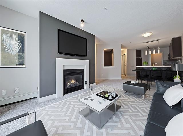 35 Richard Court SW #223, Calgary, AB T3E 7N9 (#C4184056) :: Redline Real Estate Group Inc