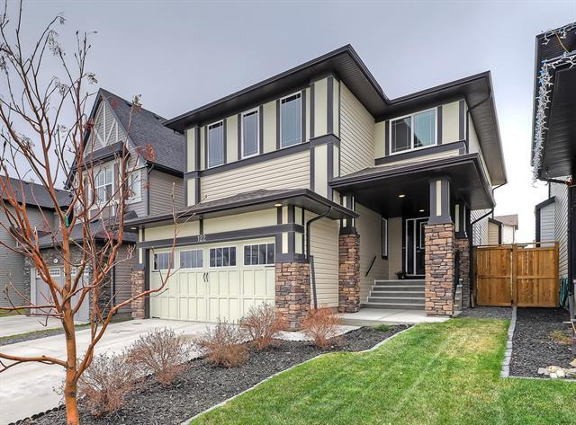 122 Hillcrest Heights SW, Airdrie, AB T4B 4C2 (#C4184057) :: Redline Real Estate Group Inc