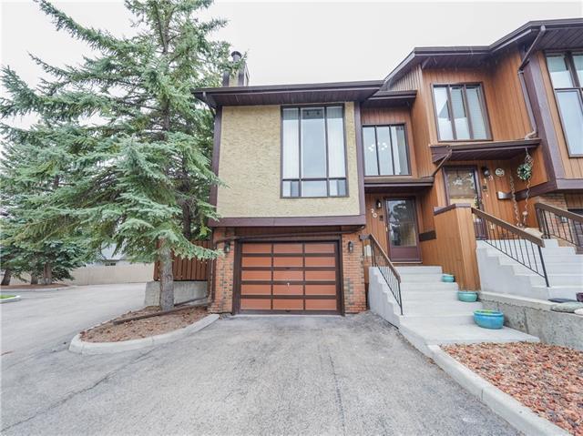 7900 Silver Springs Road NW #20, Calgary, AB T3B 4J5 (#C4184061) :: Redline Real Estate Group Inc