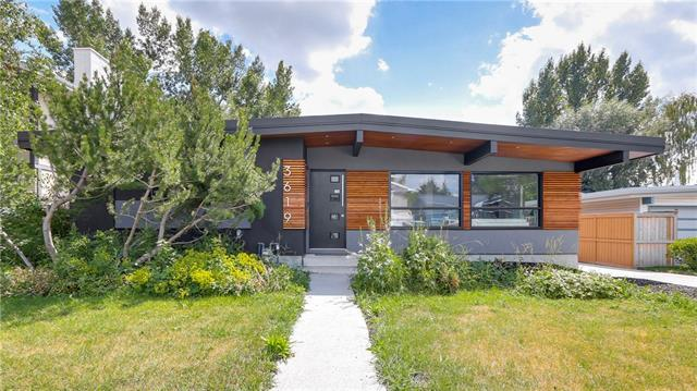 3619 Benton Drive NW, Calgary, AB T2L 1W7 (#C4184127) :: The Cliff Stevenson Group