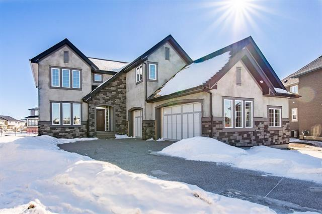 327 Silverado Crest Landing SW, Calgary, AB T2X 0P1 (#C4184155) :: Redline Real Estate Group Inc