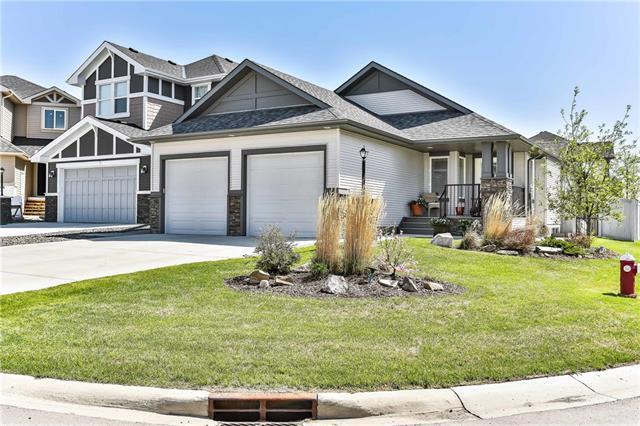 100 Cimarron Springs Bay, Okotoks, AB T1S 0J4 (#C4184160) :: Redline Real Estate Group Inc