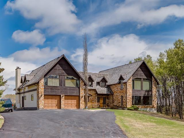 27 Bearspaw Ridge Crescent, Rural Rocky View County, AB T3R 1A3 (#C4184172) :: Redline Real Estate Group Inc