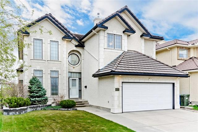 10389 Hamptons Boulevard NW, Calgary, AB T3A 5S2 (#C4184270) :: Redline Real Estate Group Inc