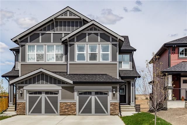 347 Sunrise View, Cochrane, AB T4C 0Z7 (#C4184289) :: Redline Real Estate Group Inc