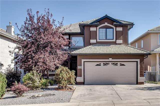 50 Hampstead View NW, Calgary, AB T3A 6G5 (#C4184290) :: Redline Real Estate Group Inc