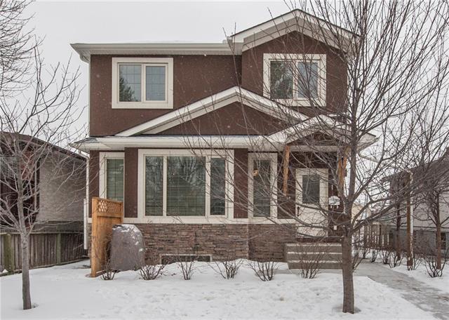 1431 21 Avenue NW #3, Calgary, AB T2M 1L7 (#C4184319) :: The Cliff Stevenson Group