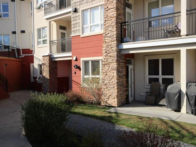 26 Val Gardena View SW #107, Calgary, AB T3H 5Z5 (#C4184354) :: Redline Real Estate Group Inc