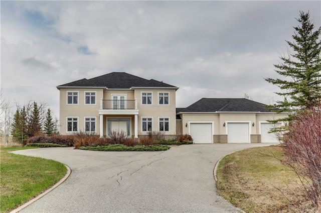 211 Aspen Green, Rural Rocky View County, AB T3Z 3C1 (#C4184365) :: Redline Real Estate Group Inc