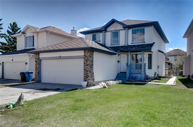 28 Coral Springs Close NE, Calgary, AB T3J 3S4 (#C4184381) :: Redline Real Estate Group Inc