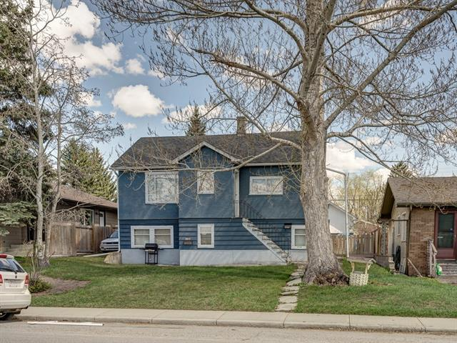 3822 3 Street NW, Calgary, AB T2K 0Z7 (#C4184396) :: The Cliff Stevenson Group