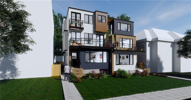 1538 34 Avenue SW #2, Calgary, AB T2T 2A9 (#C4184412) :: The Cliff Stevenson Group
