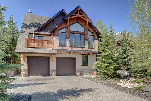 116 Casale, Canmore, AB T1W 3G2 (#C4184436) :: Canmore & Banff