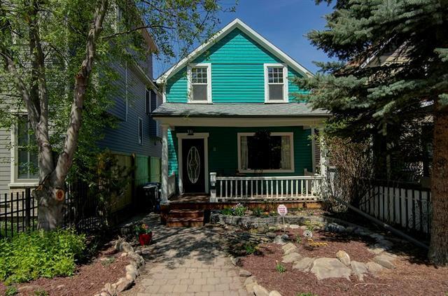 58 27 Avenue SW, Calgary, AB T2S 2X8 (#C4184450) :: The Cliff Stevenson Group