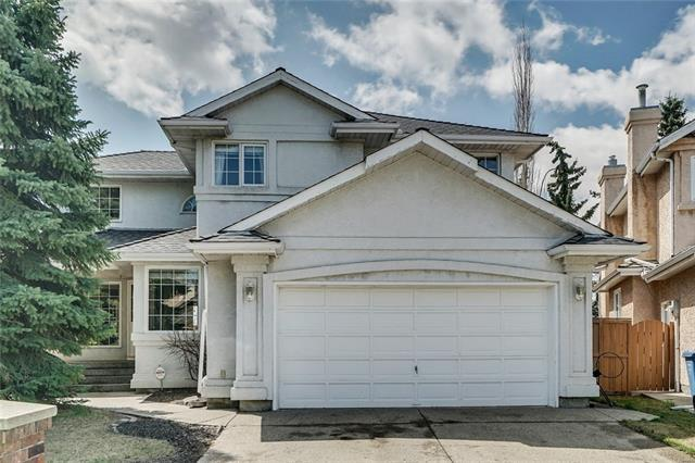 55 Canterbury Court SW, Calgary, AB T2W 6C3 (#C4184504) :: The Cliff Stevenson Group