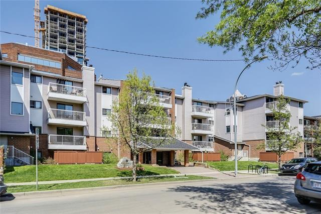 930 18 Avenue SW #412, Calgary, AB T2T 0H1 (#C4184516) :: Redline Real Estate Group Inc
