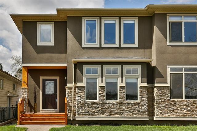 4629 79 Street NW, Calgary, AB T3B 2P1 (#C4184548) :: The Cliff Stevenson Group