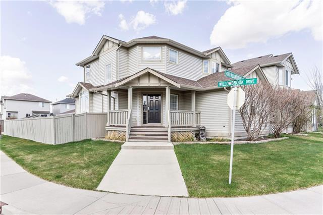 464 Willowbrook Close NW, Airdrie, AB T4B 2W5 (#C4184557) :: Redline Real Estate Group Inc