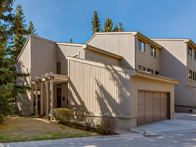 10401 19 Street SW #1, Calgary, AB T2W 3E7 (#C4184560) :: The Cliff Stevenson Group