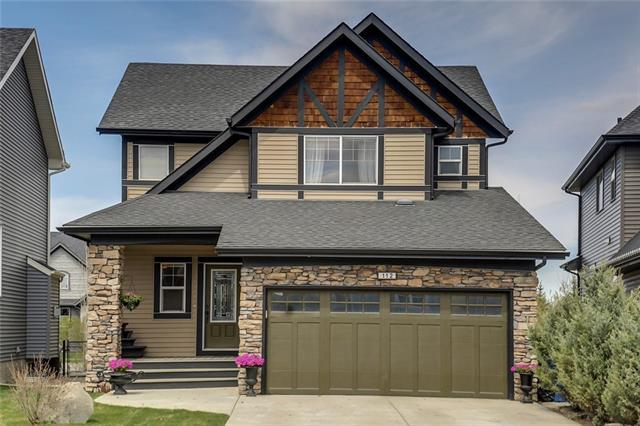 112 Coopers Grove SW, Airdrie, AB T4B 0G4 (#C4184575) :: Redline Real Estate Group Inc