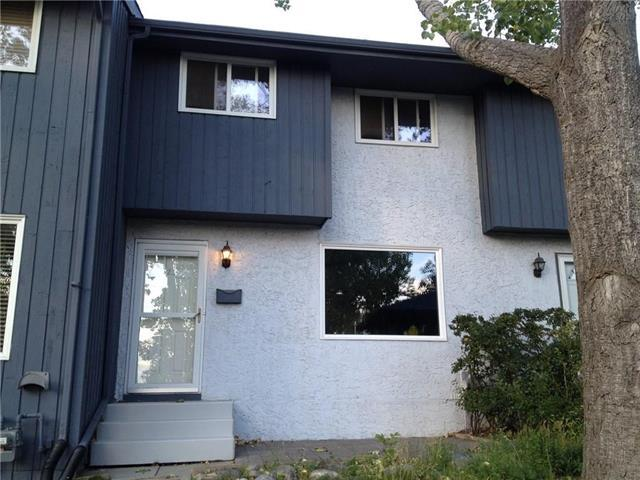 800 Bowcroft Place #23, Cochrane, AB T4C 1B9 (#C4184596) :: Redline Real Estate Group Inc
