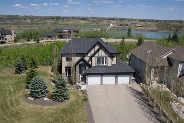403 Rodeo Ridge, Rural Rocky View County, AB T3Z 3G2 (#C4184609) :: Redline Real Estate Group Inc