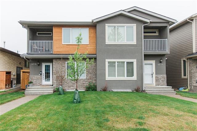 4616 80 Street NW, Calgary, AB T3B 2P3 (#C4184614) :: The Cliff Stevenson Group