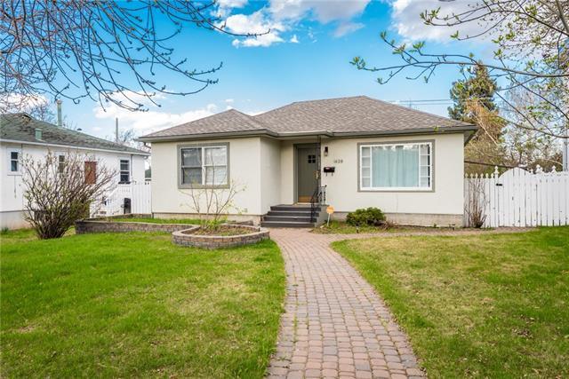 1628 8 Street NW, Calgary, AB T2M 3K5 (#C4184636) :: Redline Real Estate Group Inc