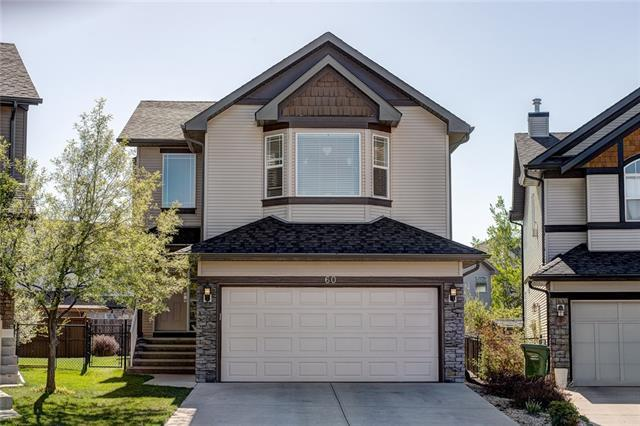 60 Cougarstone Common SW, Calgary, AB T3H 5P6 (#C4184642) :: Redline Real Estate Group Inc