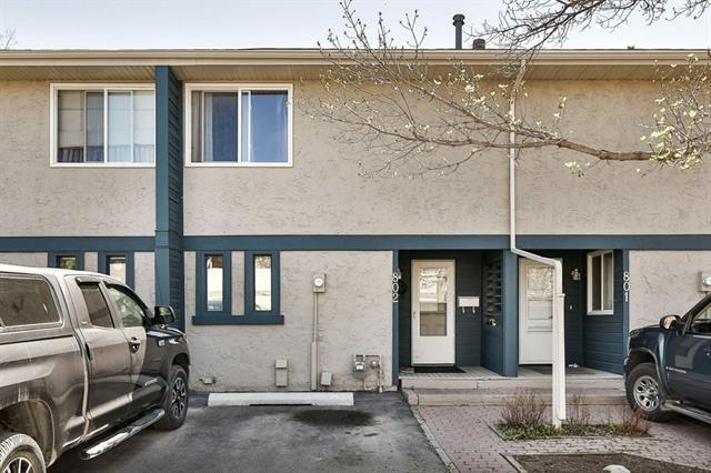 6223 31 Avenue NW #802, Calgary, AB T3B 3X2 (#C4184645) :: The Cliff Stevenson Group