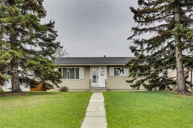 419 52 Street NE, Calgary, AB T2A 2N4 (#C4184664) :: Redline Real Estate Group Inc