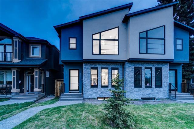 1328 19 Avenue NW, Calgary, AB T2M 1A4 (#C4184681) :: The Cliff Stevenson Group
