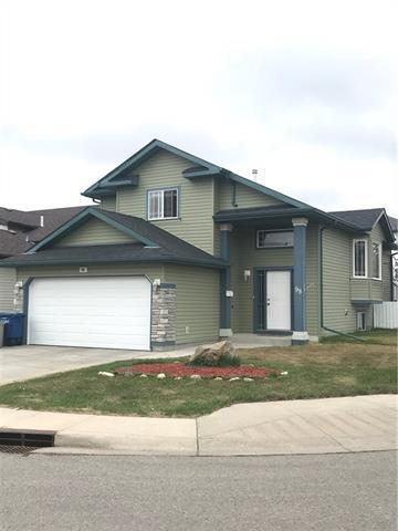 98 Springs Crescent SE, Airdrie, AB T4A 2C9 (#C4184724) :: The Cliff Stevenson Group
