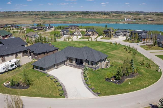 466 Rodeo Ridge, Rural Rocky View County, AB T3Z 3G2 (#C4184748) :: Canmore & Banff