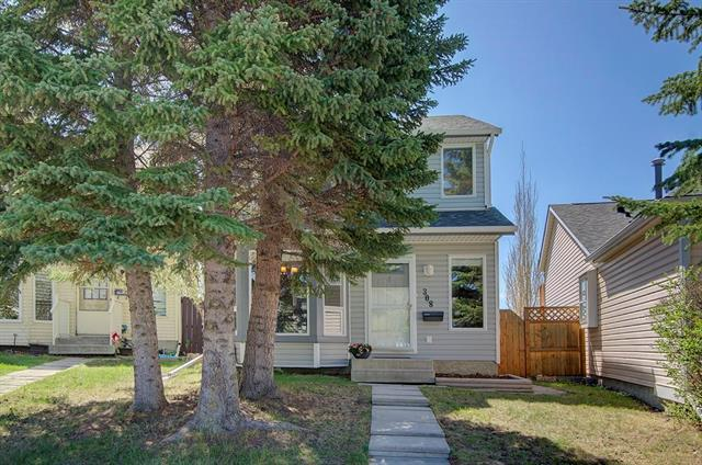 308 Woodfield Place SW, Calgary, AB T2W 3Y1 (#C4184807) :: The Cliff Stevenson Group