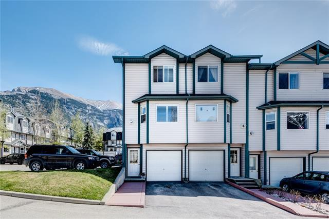 200 Glacier Drive #51, Canmore, AB T1W 1K6 (#C4184824) :: Canmore & Banff