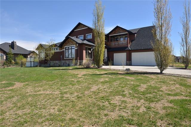 448 Montclair Place, Rural Rocky View County, AB T4C 0A8 (#C4184843) :: The Cliff Stevenson Group