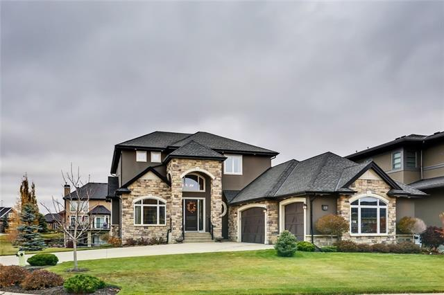 59 Lott Creek Landing, Rural Rocky View County, AB T3Z 3V3 (#C4184845) :: Redline Real Estate Group Inc