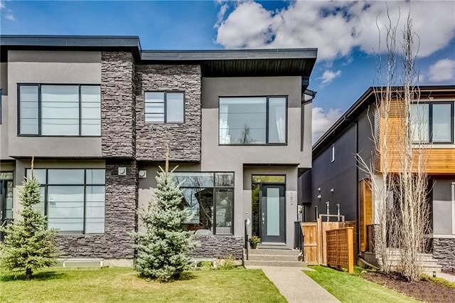 462 29 Avenue NW, Calgary, AB T2M 2M3 (#C4184861) :: The Cliff Stevenson Group
